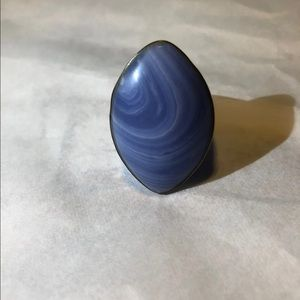 Anthropologie Jewelry - Gorgeous Anthropologie Agate Ring